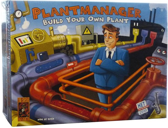 Plantmanager, Build Your Own Plant