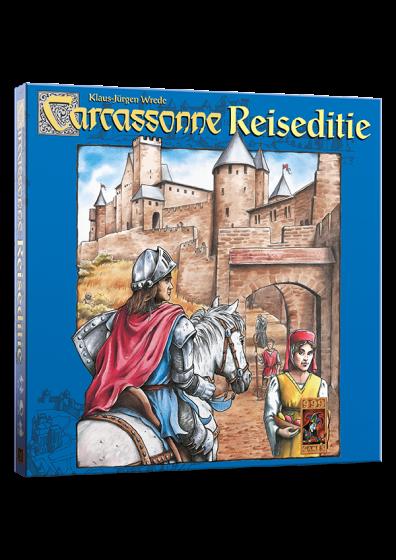 Carcassonne: Compacte Reiseditie