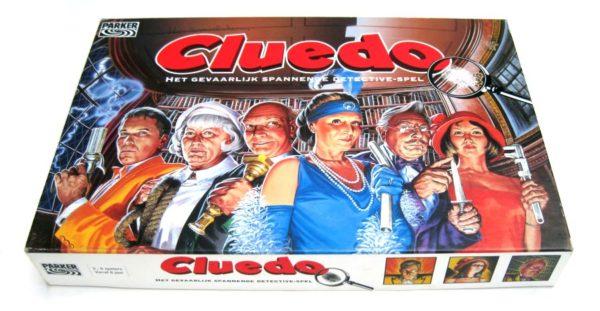 Cluedo – 1996 Editie