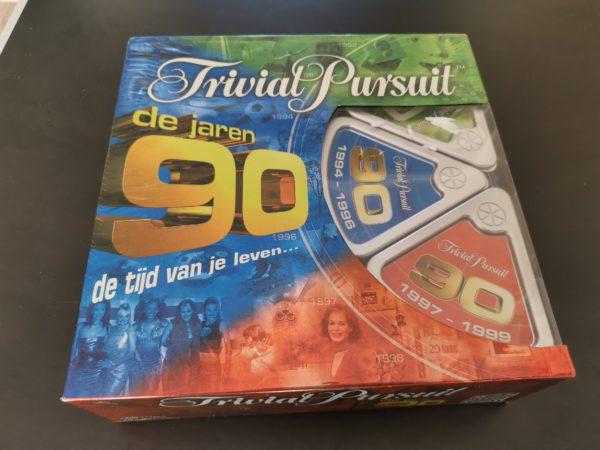 Trivial Pursuit – De Jaren 90