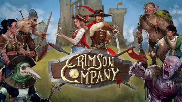 Crimson Company First Edition